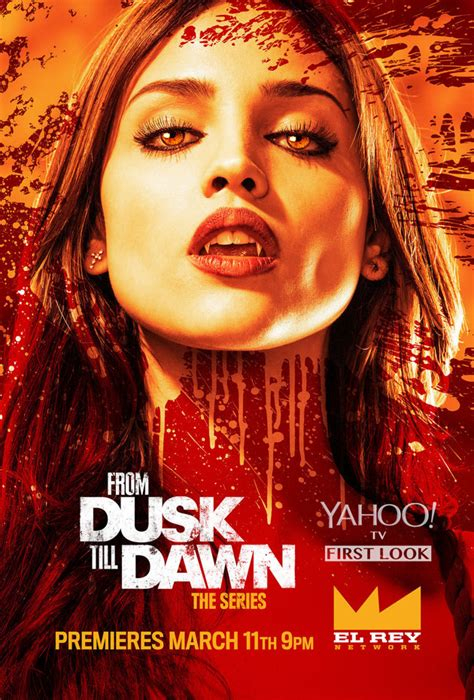 From Dusk Till Dawn: The Series - 5 New Posters - The ...