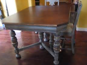 kitchen table refinishing ideas 17 best ideas about dining table makeover on refinish table top redoing kitchen