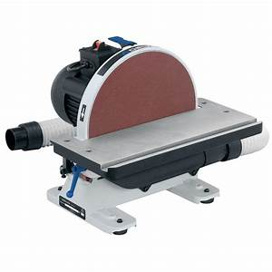Delta 120-Volt 1/2 HP 12 in Disc Sander-31-140 - The Home