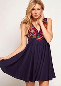 robes de soiree pour les fetes shopping glam le blog With affiche chambre bébé avec robe fleurie patineuse