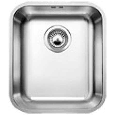Blanco Supra 340 U Single Bowl Undermount SInk