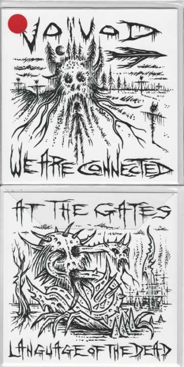 At The Gates  Voivod  We Are Connected  Language Of The