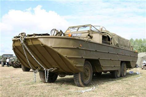Ww11 Duck Boats For Sale by Apocalypse Car Page 5