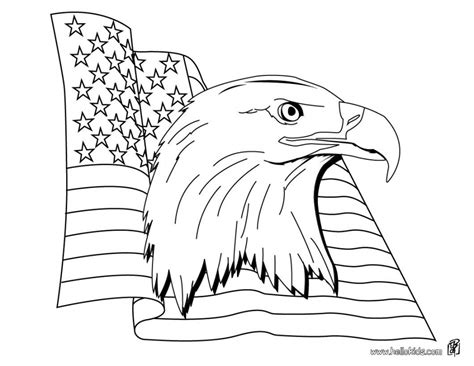 Get This American Flag Coloring Pages Free To Print 85684