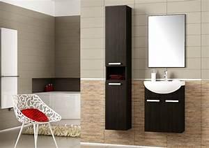 Salle De Bain Couleur Chocolat. l gant meuble salle de bain atlas ...