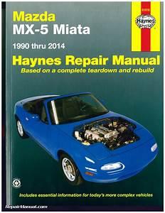 Haynes Mazda Mx