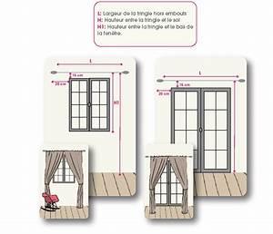 Rideaux à Poser Sur Fenêtres : conseils rideau ~ Premium-room.com Idées de Décoration