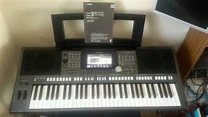 Keyboard Yamaha Psr S970 : yamaha psr s970 keyboard unused in mint condition in ~ Jslefanu.com Haus und Dekorationen