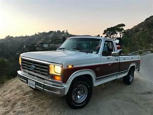 1985 Ford F150 Xlt Lariat Long-bed Pickup