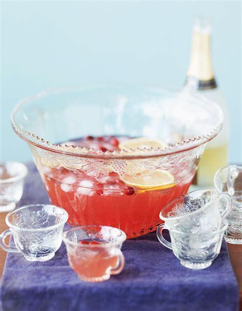 cuisine au vin rosé cocktail marquisette au vin mousseux rosé pour 6 personnes