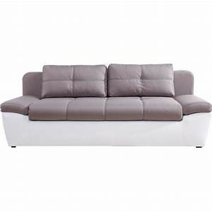 canape convertible 3 places switsofa solo taupe achat With canapé 2 places taupe