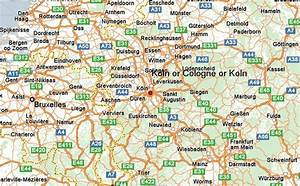 Google Maps Köln : koln map and koln satellite image ~ Watch28wear.com Haus und Dekorationen