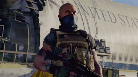 Black Picture 2 by The Division 2 True Sons Faction Guide Pcgamesn