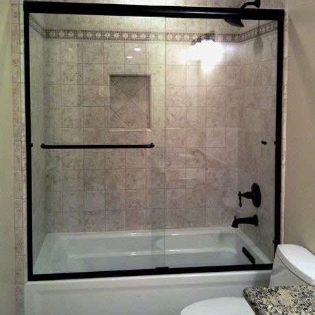 custom shower doors enclosures  fairfield davis
