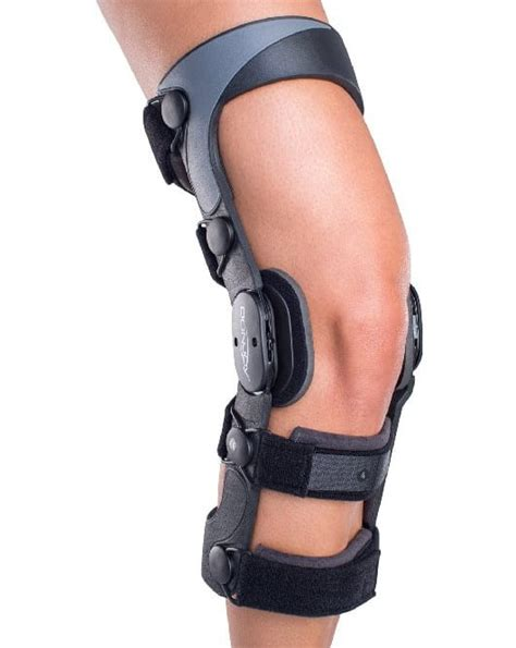 knee brace acl donjoy braces legend se re