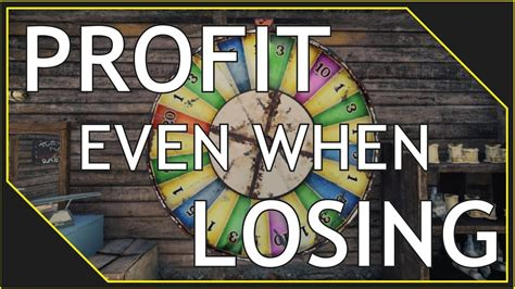 rust profit gambling