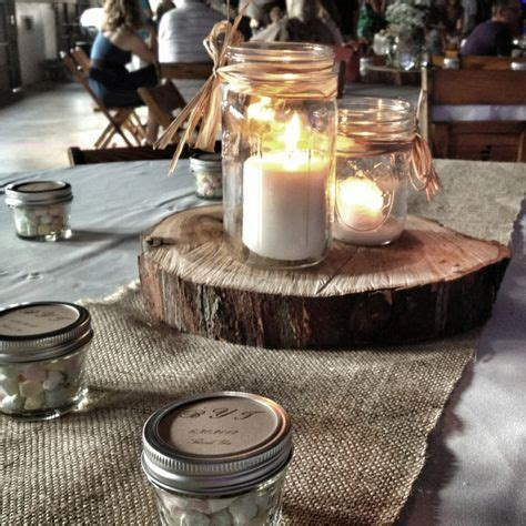 44+ Ideas For Kitchen Table Centerpiece Rustic Candles