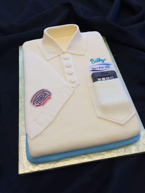 Shirt Cake Cakecentralcom