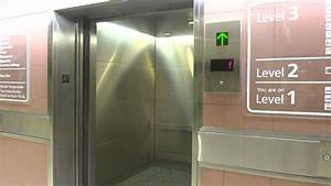 Schindler 400a Traction Elevators At Orlando International