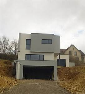 maison bois sur terrain en pente maison pinterest With plan de maison sur terrain en pente