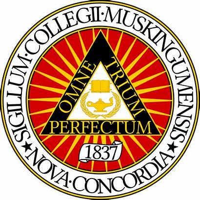 Muskingum University Seal Svg Wikipedia College Ohio