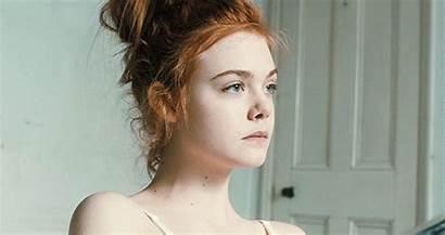 Elle Fanning Ginger Hair Pale Gifs Teen