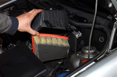 can a bad air filter cause check engine light can a contaminated air filter cause a check engine light
