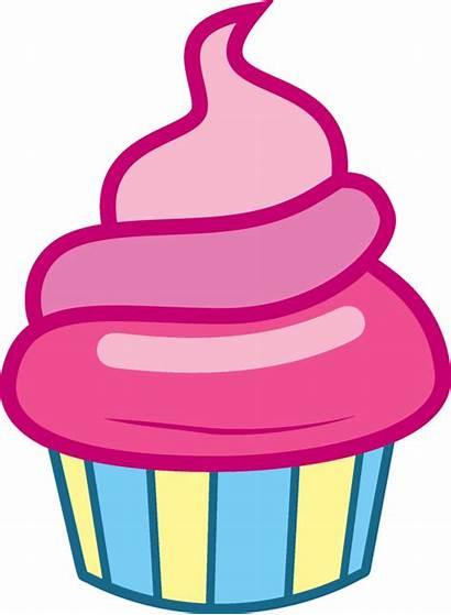 Cupcake Clipart Vector Mlp Bakery Dessert Sweet