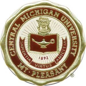 personalized birthstone ring central michigan class rings