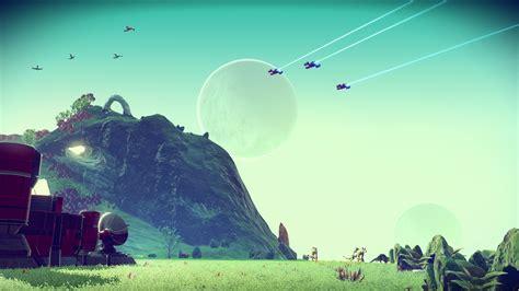 Zelda Breath Of The Wild Wallpapers No Man 39 S Sky Gamespot
