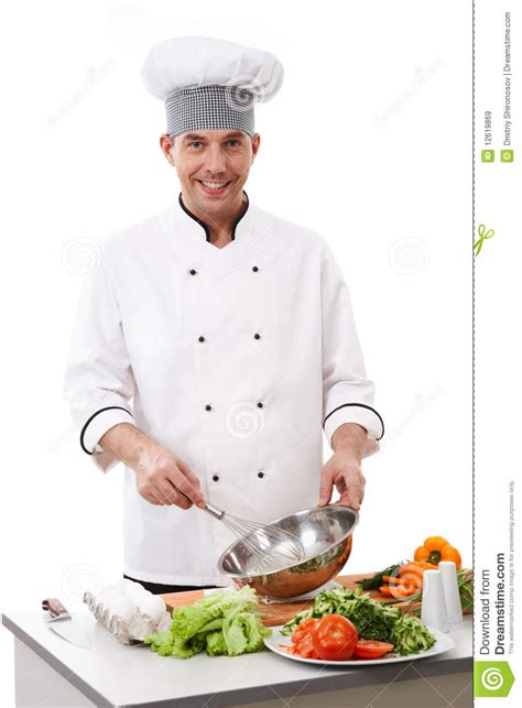 modern cuisine cooking chef royalty free stock images image 12619869