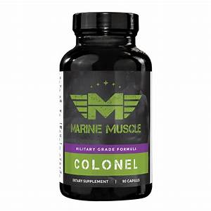 Marine Muscle Colonel Safe Clenbuterol Steroid Alternative  U2013 Best Cutting Stage Results
