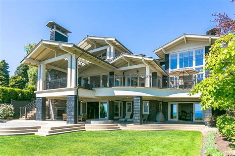 Waterfront Property, White Rock | Luxury Real Estate ...