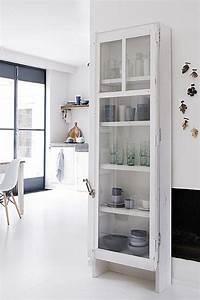 Schmaler Schrank Küche : diy schmaler schrank schmaler schrank diy m bel bauen ~ Watch28wear.com Haus und Dekorationen
