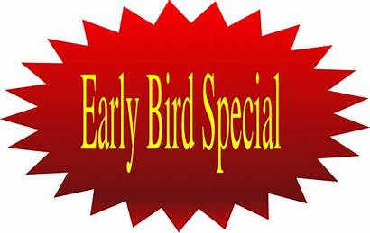 Bird Early Special Clipart Clip Breakfast Cliparts
