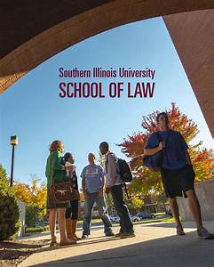 SIU School of Law Viewbook 2015-16 by Southern Illinois ...