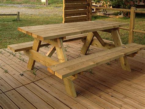 fabriquer chaise stunning construire une table de jardin en bois ideas