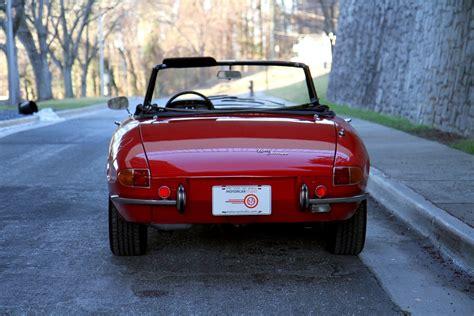 1967 Alfa Romeo Duetto For Sale by 1967 Alfa Romeo Duetto Motorcar Studio