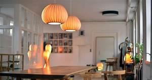 Dänische Design Leuchten : nat rliches licht nachhaltige leuchten aus holz filz und papier prediger lichtjournal ~ Markanthonyermac.com Haus und Dekorationen