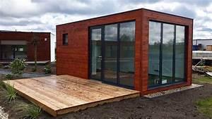 Container Haus Bauen : containerhaus eine echte alternative zum normalen bauen ~ Michelbontemps.com Haus und Dekorationen