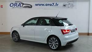 Audi A1 Sportback 1 6 Tdi 90ch Fap S Line Occasion à Lyon Neuville Sur Saône (rhône) ORA7