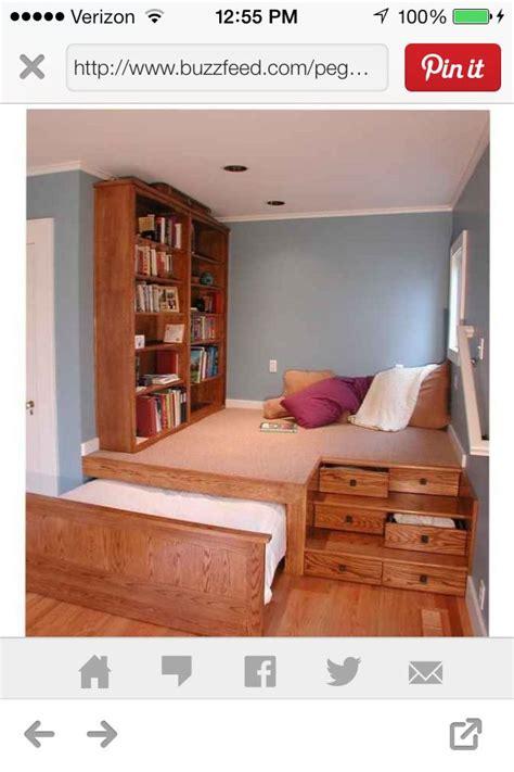 split level bedroom for the home