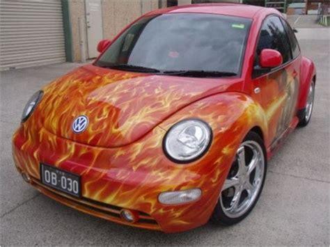 coolest custom cars volkswagen new beetle