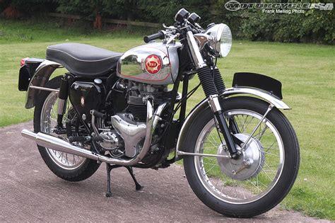 Memorable Motorcycle Bsa Rocket Gold Star  Motorcycle Usa