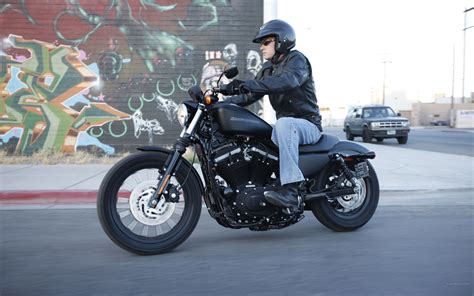 Harley Davidson Iron 1200 Wallpaper by Harley Davidson Xl 883n Iron 883 1920 X 1200 Wallpaper