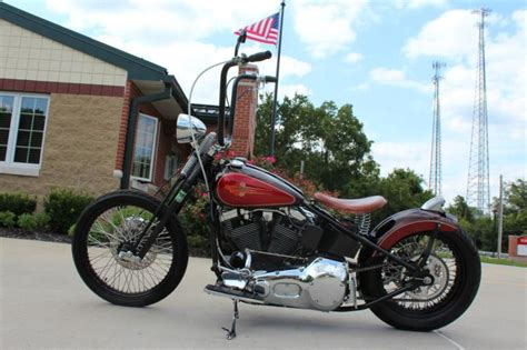 Buy 2008 Custom Bobber, Harley, Custom Chopper, On 2040-motos