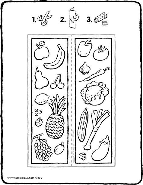 Fruit Kleurplaten Printen by Kleurplaten Met Fruit