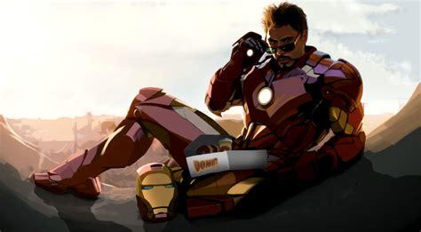 tony stark iron man  jesus avalanche blog