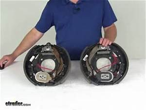 Dexter Electric Trailer Brake Kit - 12-1  4 U0026quot