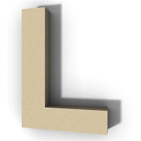 lettre autocollante pour exterieur lettre bois majuscule l 12 cm x 12 cm leroy merlin